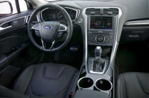 Ford Fusion Interior