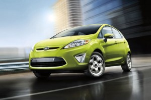 Ford Fiesta wins the Women's World Car of the Year award this year.