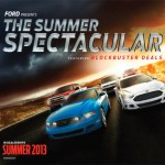 Sanderson Ford Summer Spectacular Giveaway