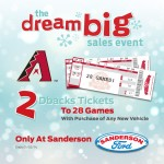 Arizona Diamondback Season Tickets
