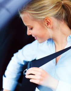 Inflatable Seat Belt