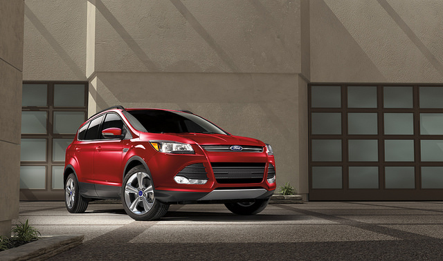 Ford Escape technology