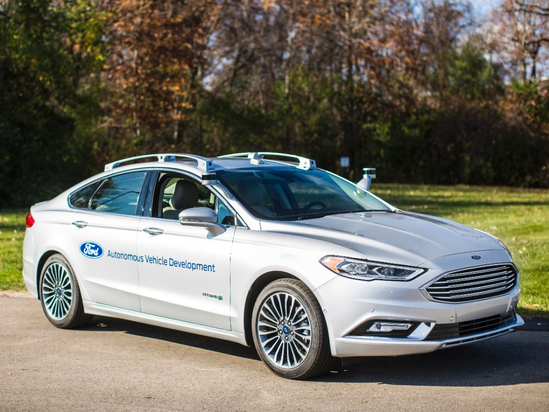 Next-Generation Ford Fusion