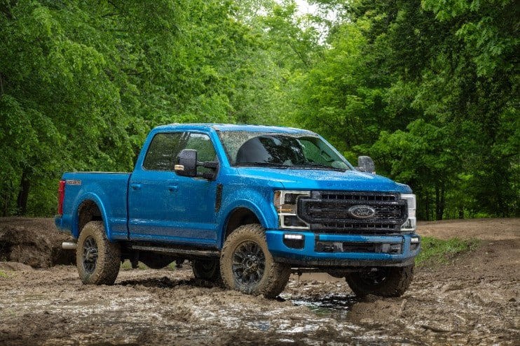 Ford F-Series Super Duty Off-Road Package in Glendale AZ