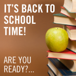 2014 Focus for Back-to-School