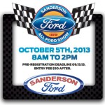 Sanderson Ford's 21st Annual All Ford Show