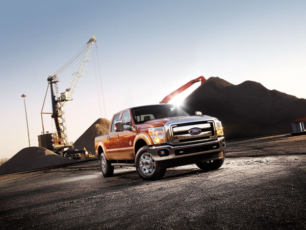 Ford Investing to Meet Increasing F-Series Super Duty Demand