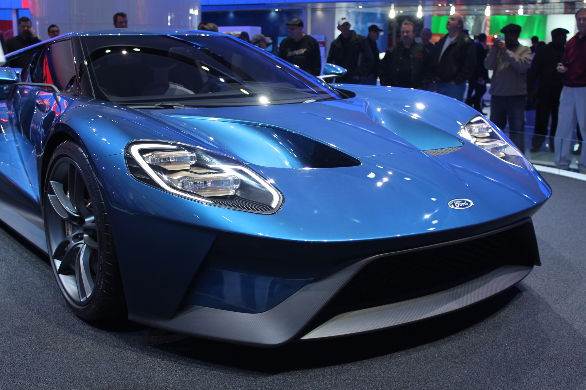 Ford technology