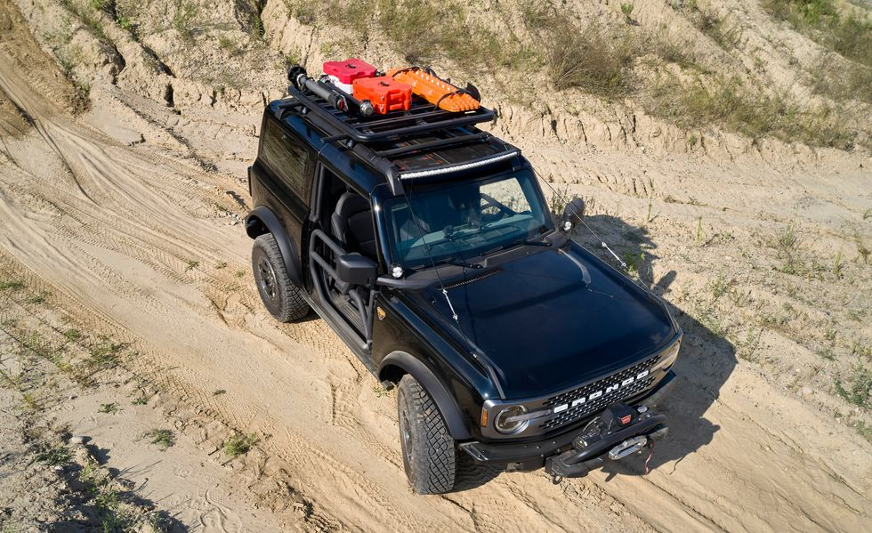 2021 Ford Bronco Adventure Concepts | Sanderson Ford | Phoenix, AZ