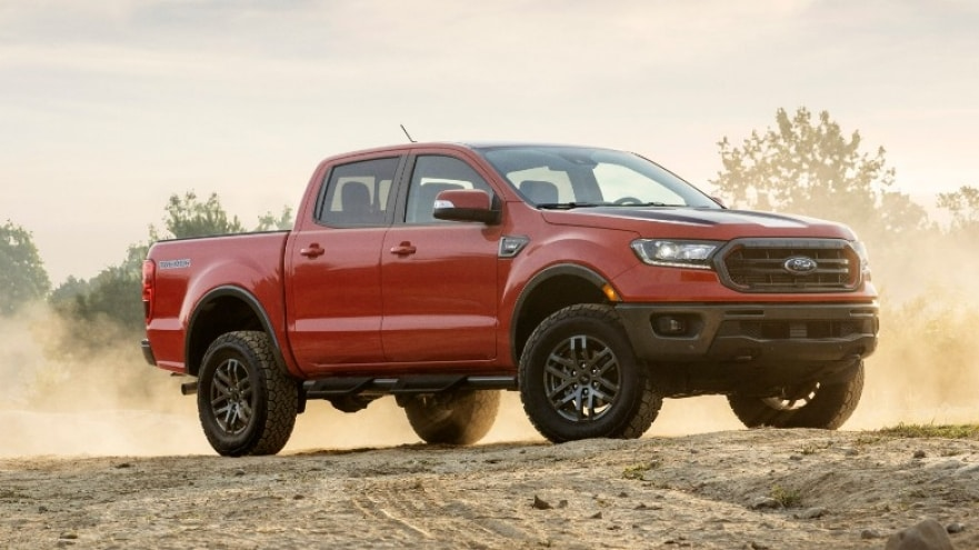 2021 Ford Ranger Tremor Off-Road Package | Sanderson Ford | Glendale, AZ